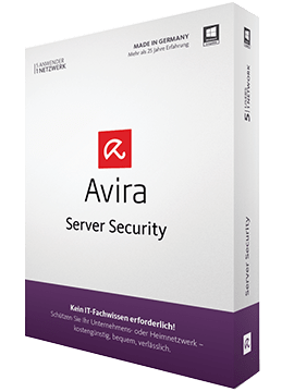 Avira Server Security в Москве