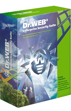 Dr. Web Enterprise Security Suite в Москве