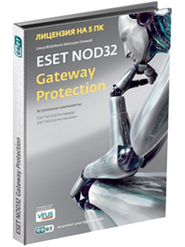 ESET Gateway Security для Linux  BSD  Solaris