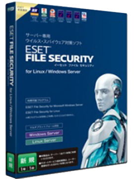ESET File Security для Linux / BSD / Solaris